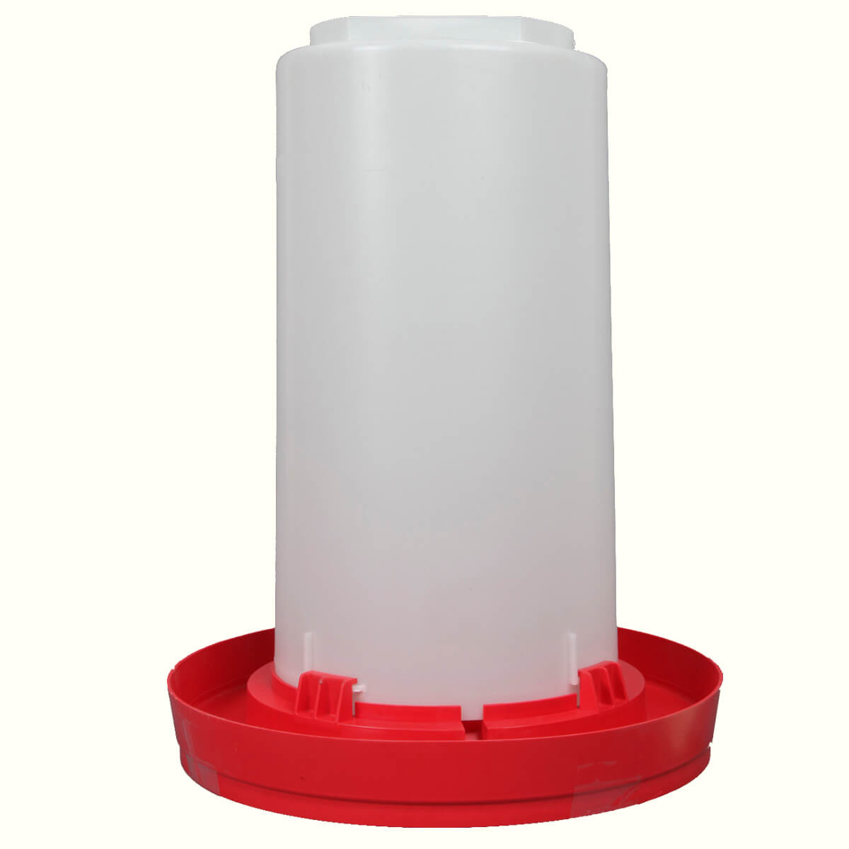 Heated Poultry Waterer - 3-gallon