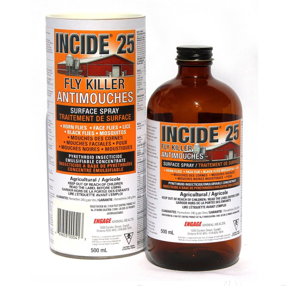 Incide 25 Fly Killer - 500 ml