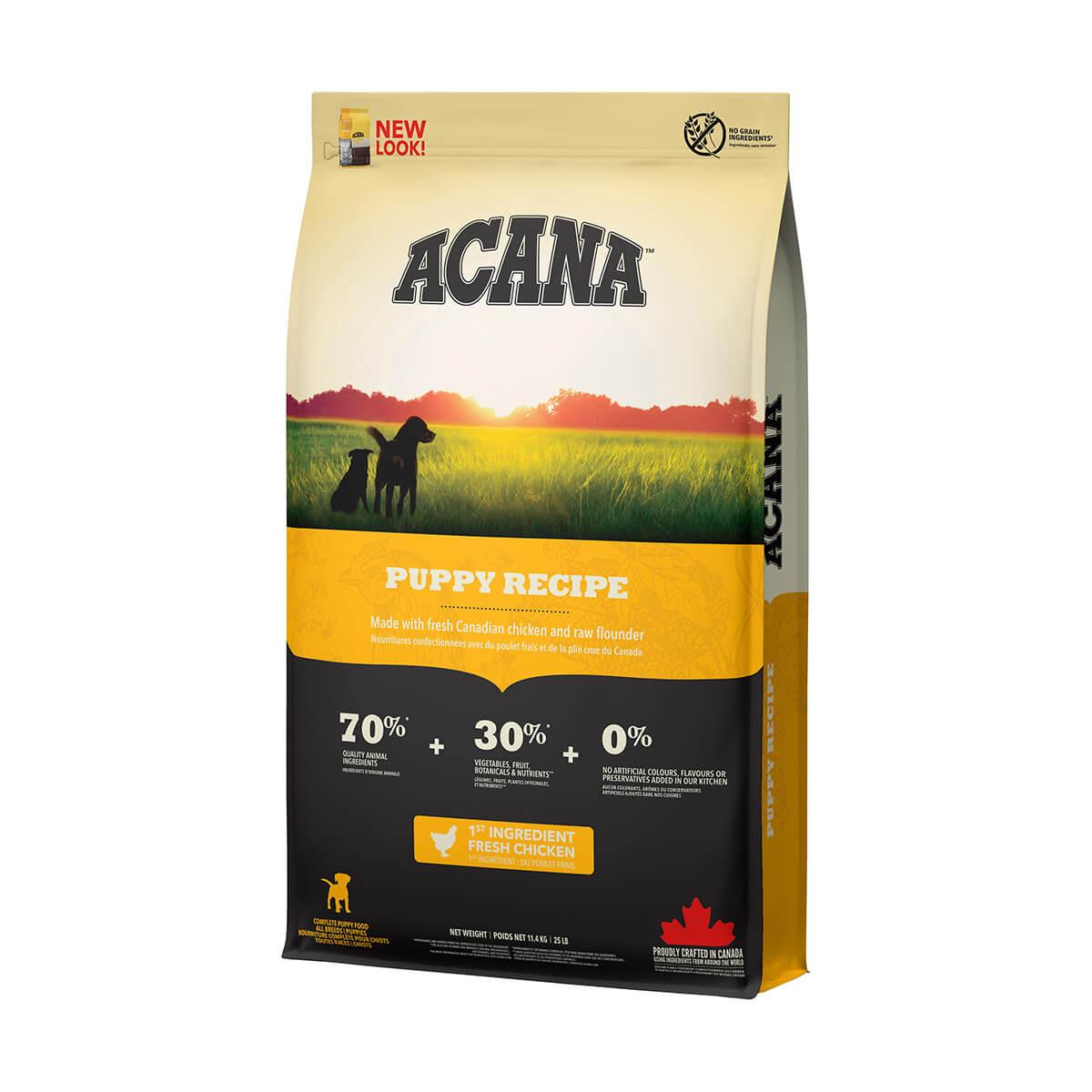 Acana Puppy/Junior Dog Food - 11.4 kg