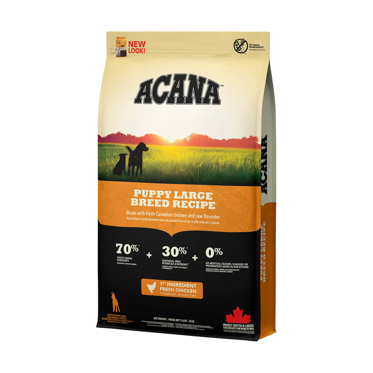 Acana Large Breed Puppy Food  - 11.4 kg