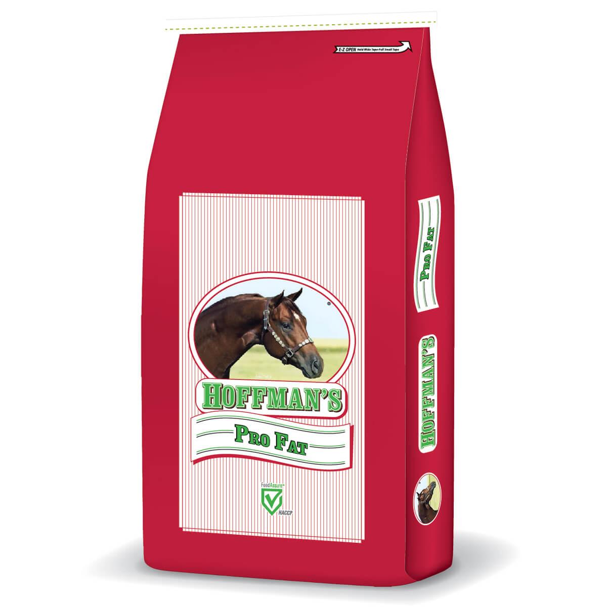 Hoffman's 16% ProFat Horse Feed - 15 kg
