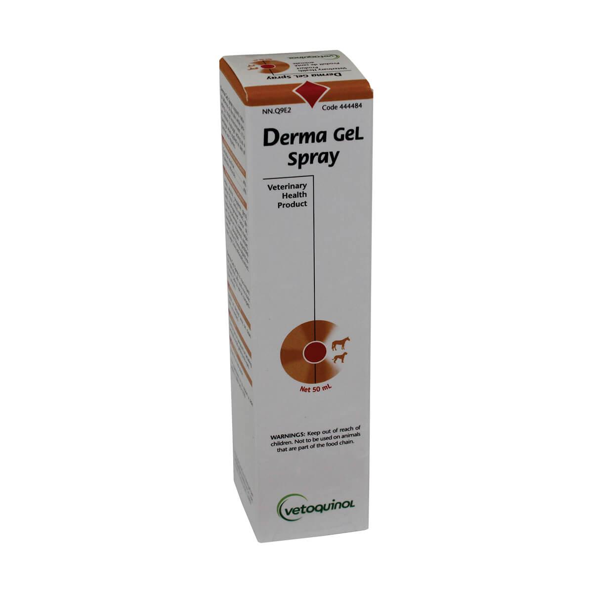 Derma Gel - Spray - 50 ml
