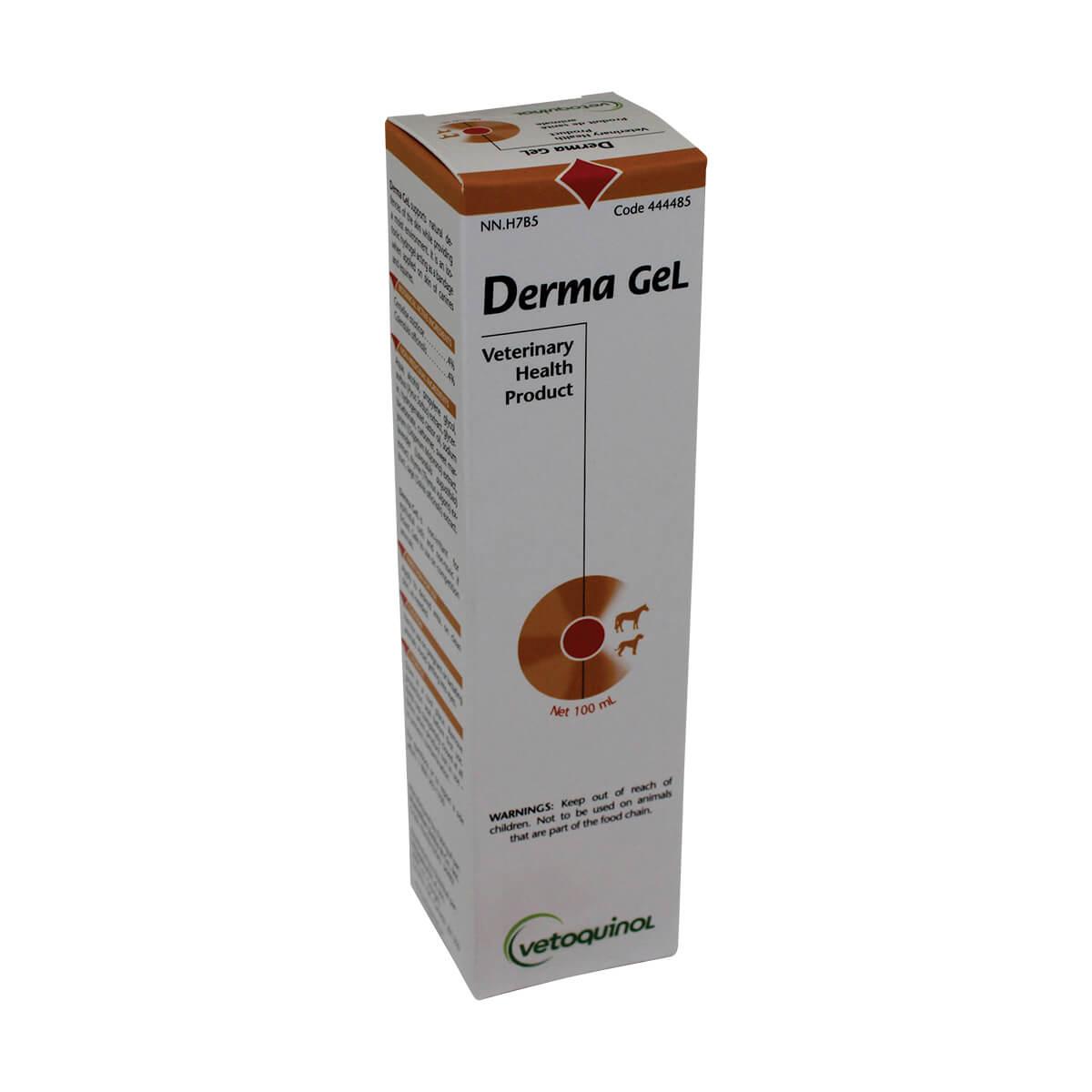 Derma Gel - Tube - 100 ml