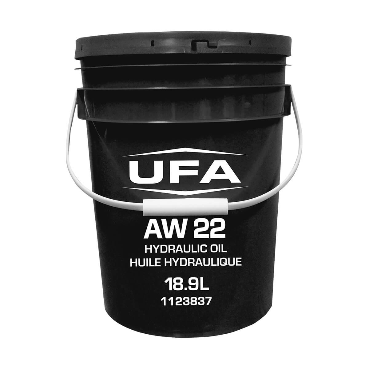 UFA Anti-Wear Hydraulic Oil AW 22 - 18.9 L