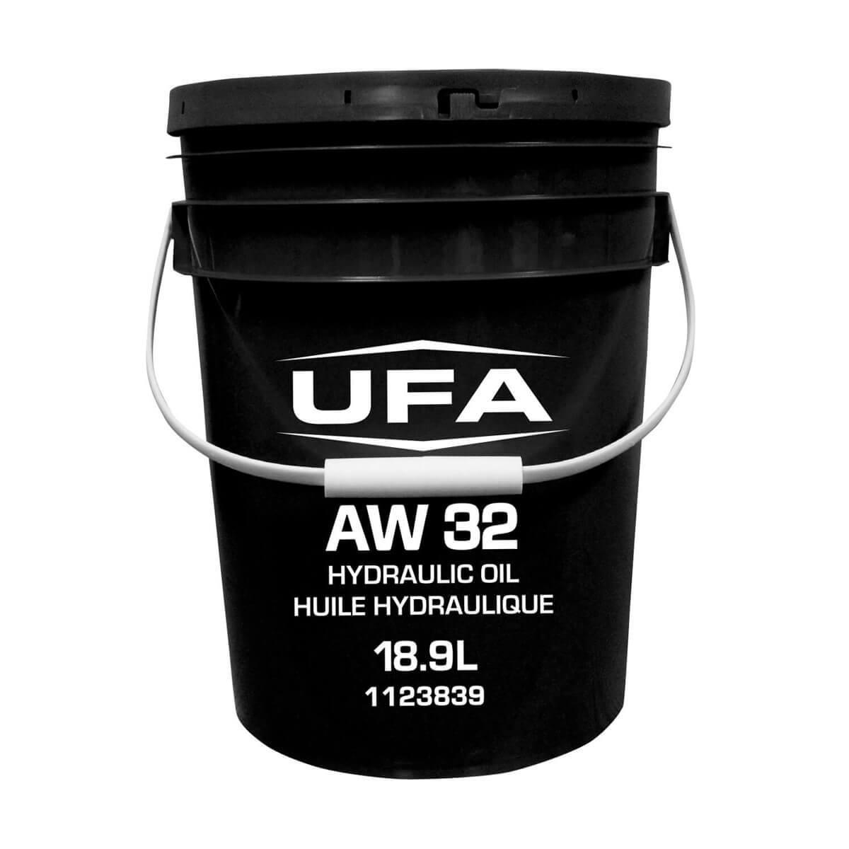 UFA Anti-Wear Hydraulic Oil AW 32 - 18.9 L
