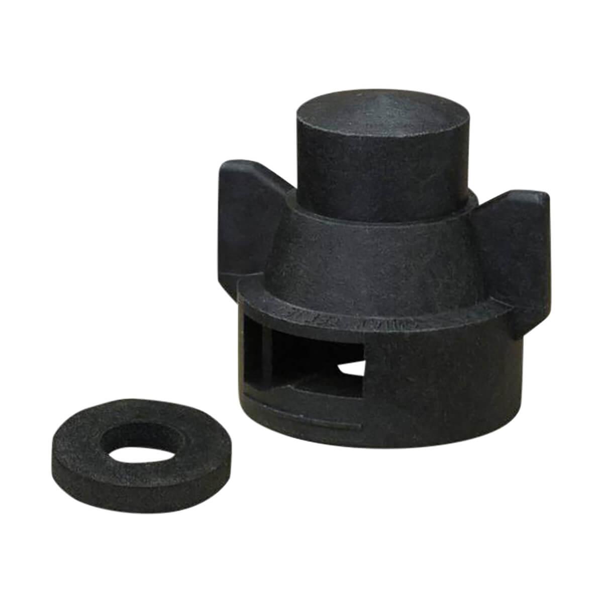 """Black"" Blanking Cap"