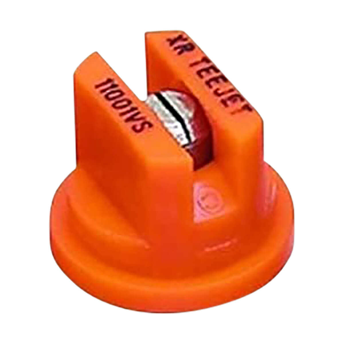 Teejet XR 110 Degree Extended Range Spray Tip - 40 pack, Orange