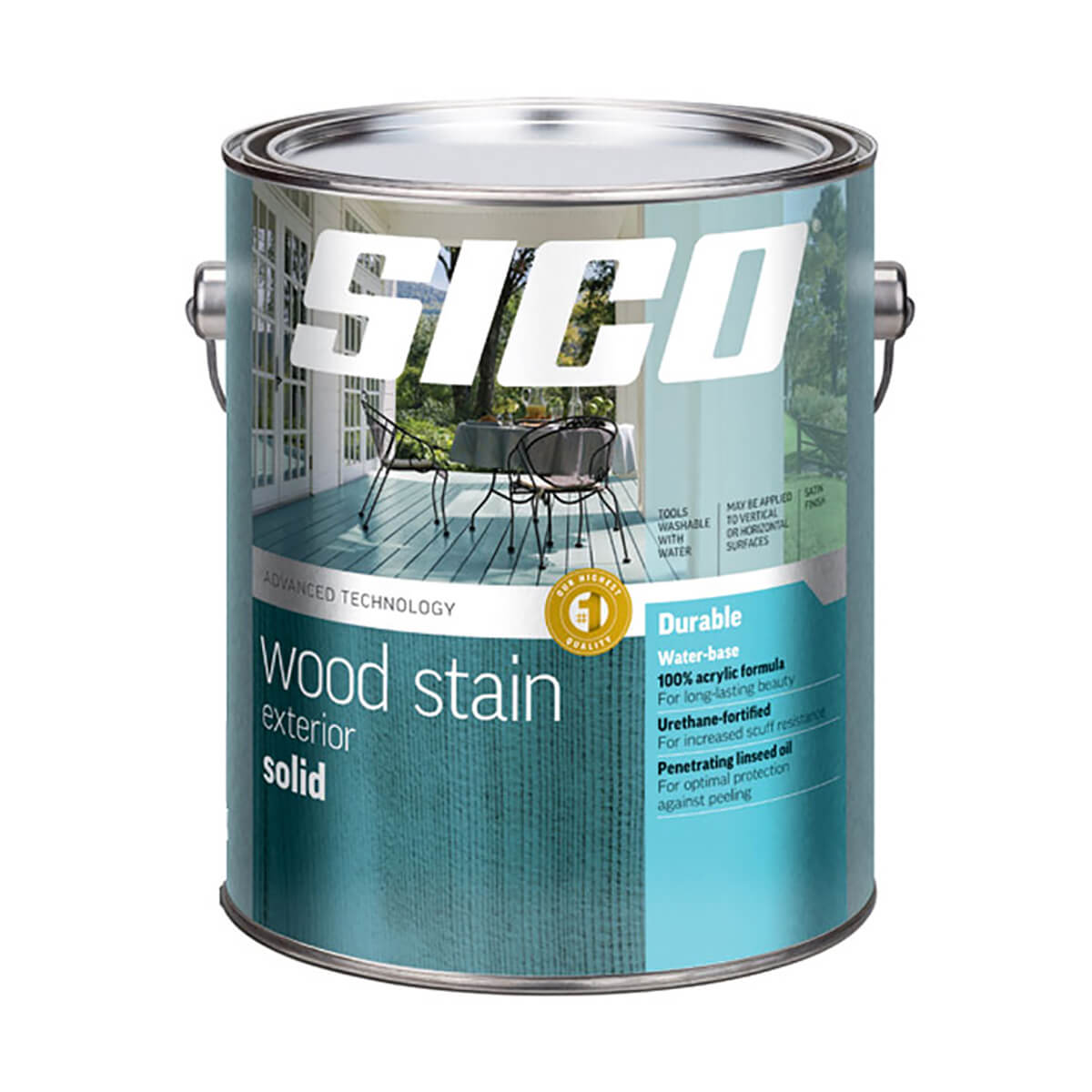 Sico Stain - Exterior Wood Stain 232-503 - 17.5 L