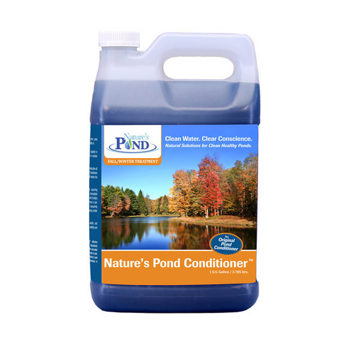 4L Nature's Pond Conditioner (Fall / Winter Treatment)