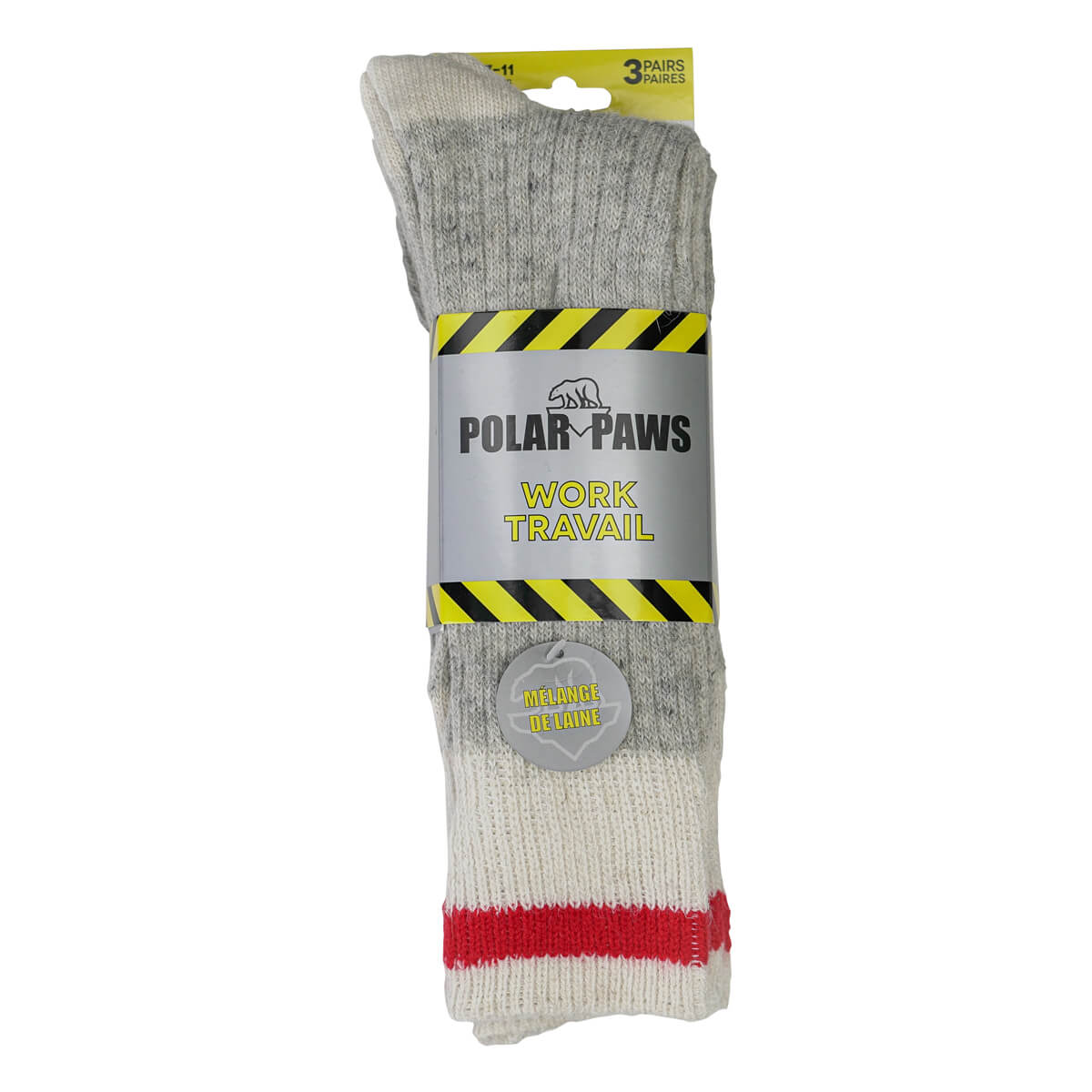 Traditional Men's Cotton Work Sock