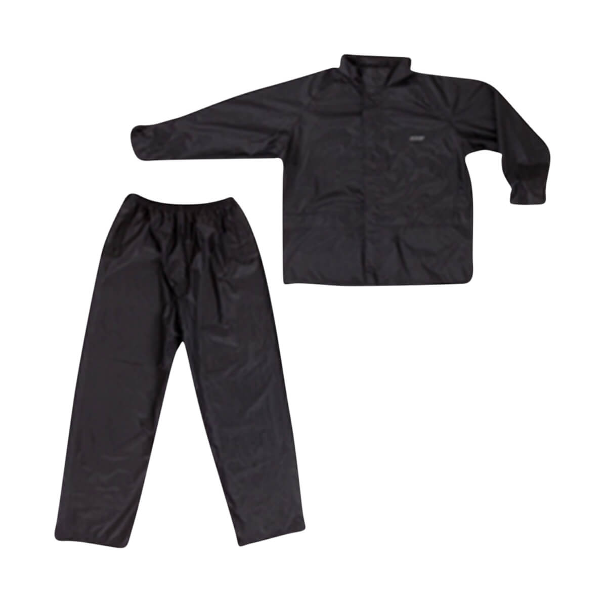 Children's Packable Rainsuit - Navy