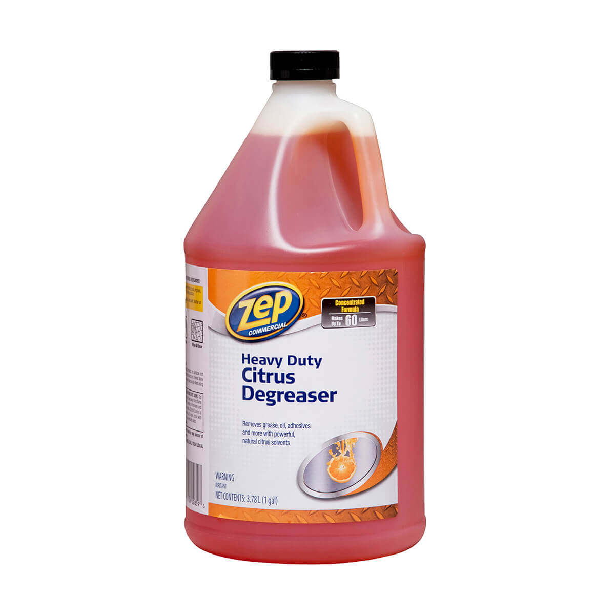 Zep Commercial Heavy Duty Citrus Degreaser 3.78 L - CACIT128