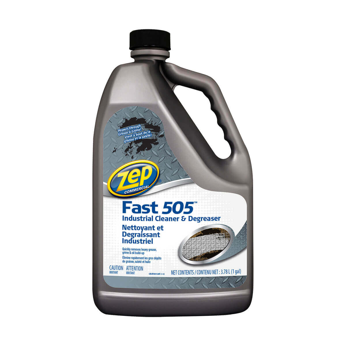 Zep Commercial Fast 505 Industrial Cleaner & Degreaser 3.78 L  - CN505128