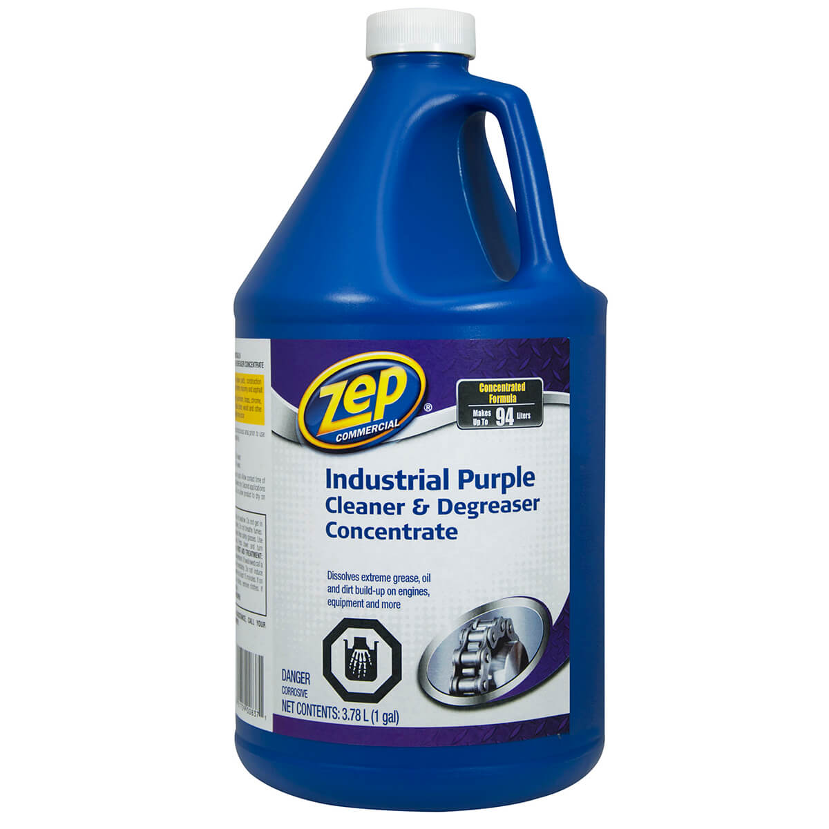Zep Commercial Industrial Purple Cleaner & Degreaser Concentrate 3.78 L - CA0856128