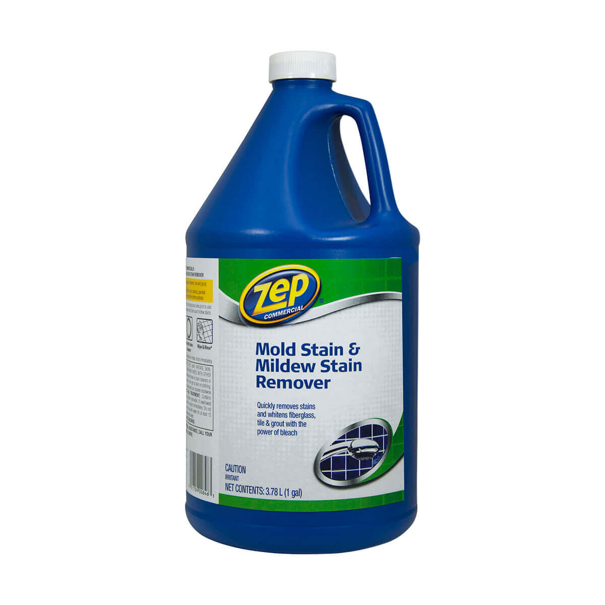 Zep Commercial Mildew Stain Remover 3.78 L  - CAMILDEW128