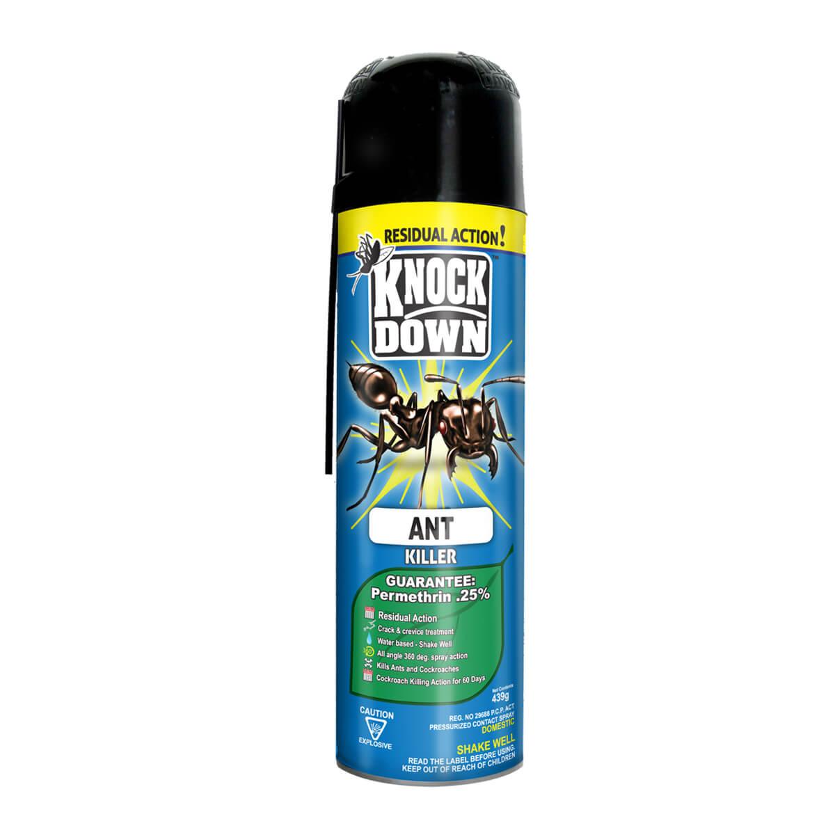 Knock Down Ant Killer - 60 day residual - 439 g