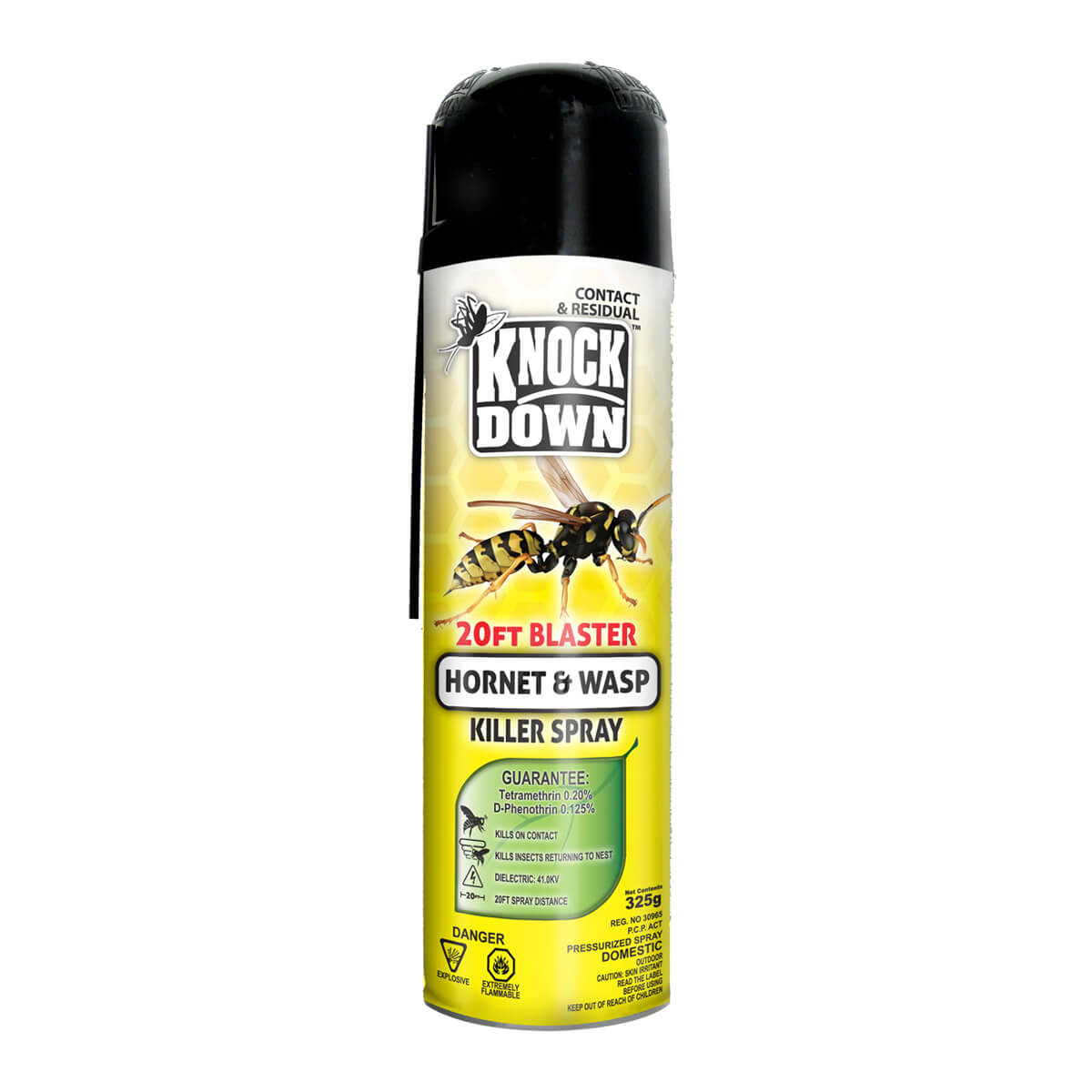 Knock Down Hornet and Wasp Killer - Spray 325 g