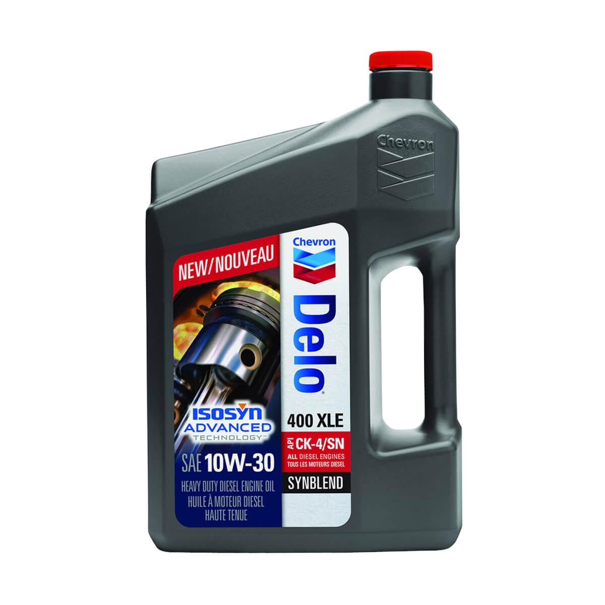 Chevron Delo 400® XLE 10W-30 - 3.78L