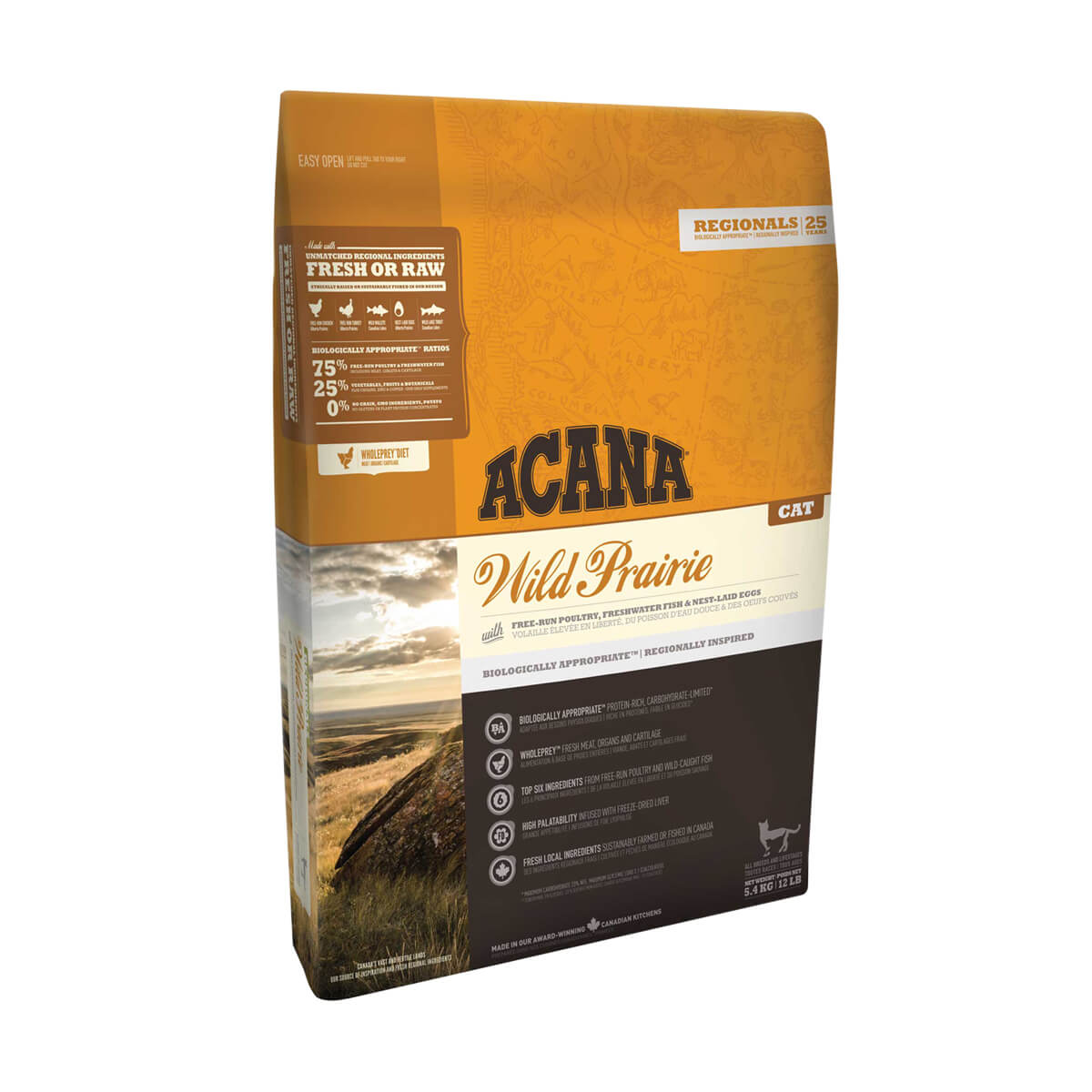 Acana Cat Wild Prairie  - 5.4 kg