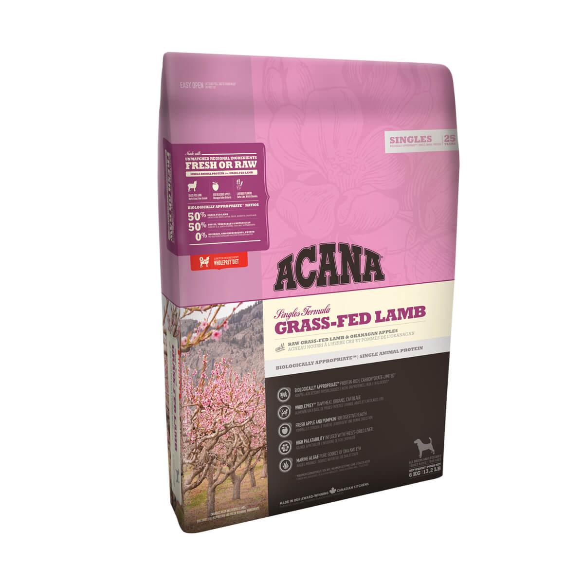 Acana Grass-Fed Lamb - 11.4 kg