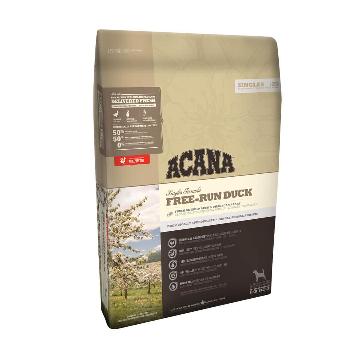 Acana Free-Run Duck  - 11.4 kg