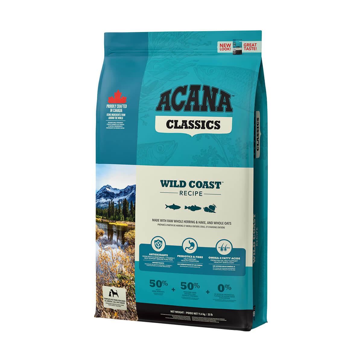 Acana Pacifica Dog Food - 11.4 kg