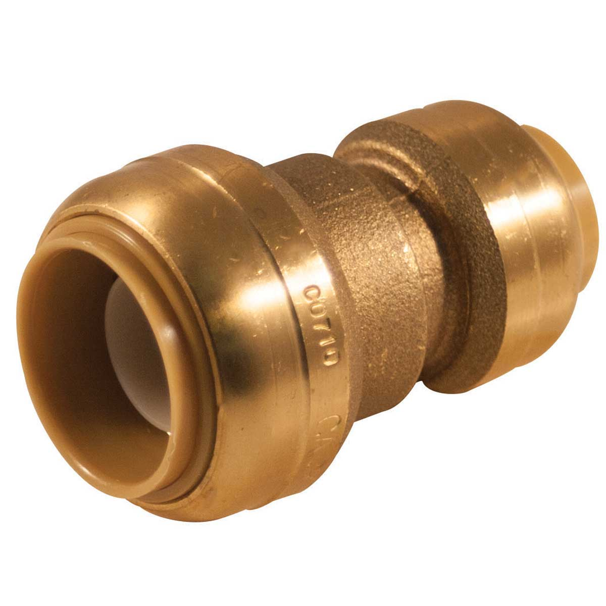 3/4-in x 1/2-in Push Fit Reducing Coupling