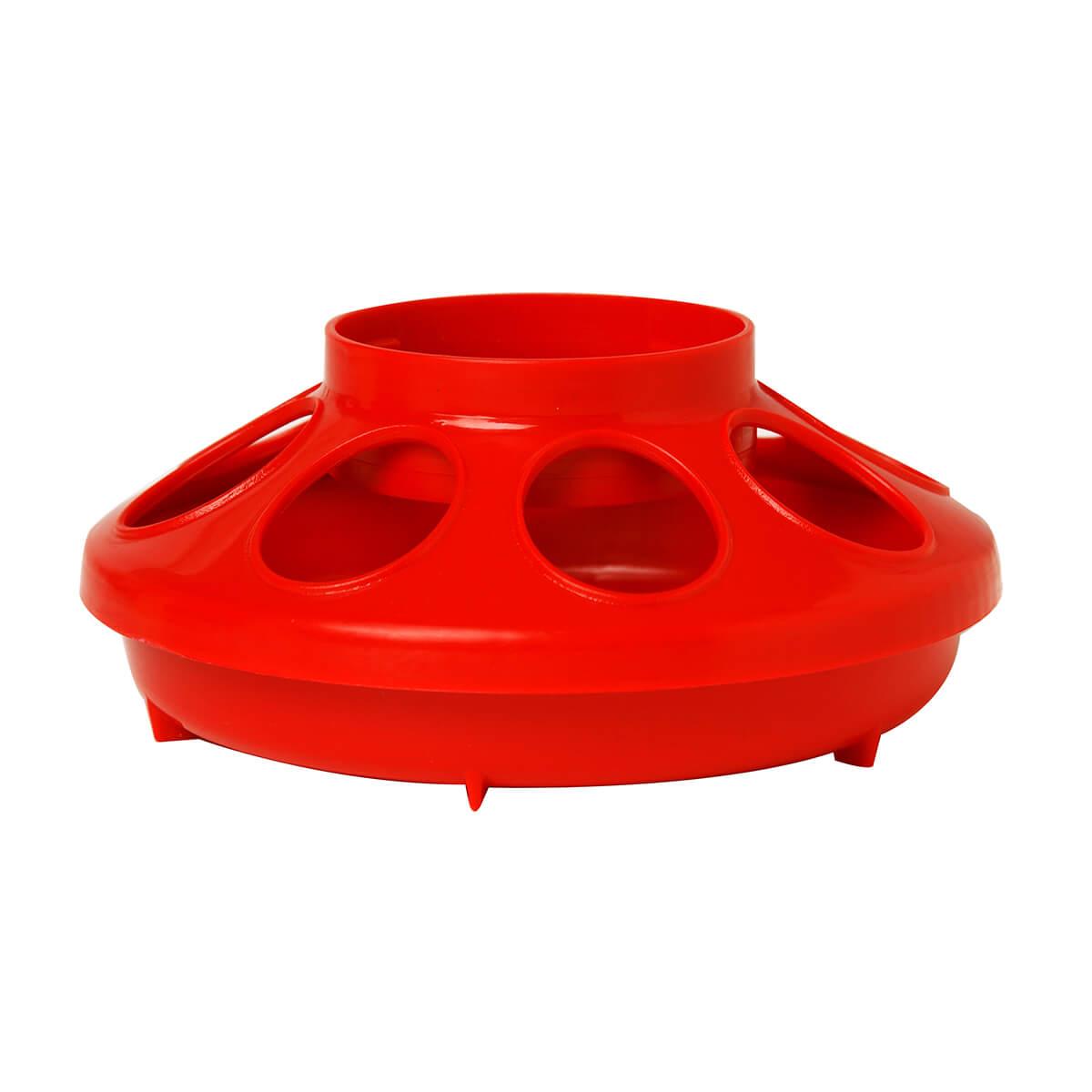 Feeder Base for 1 qt. Plastic Chick Jar