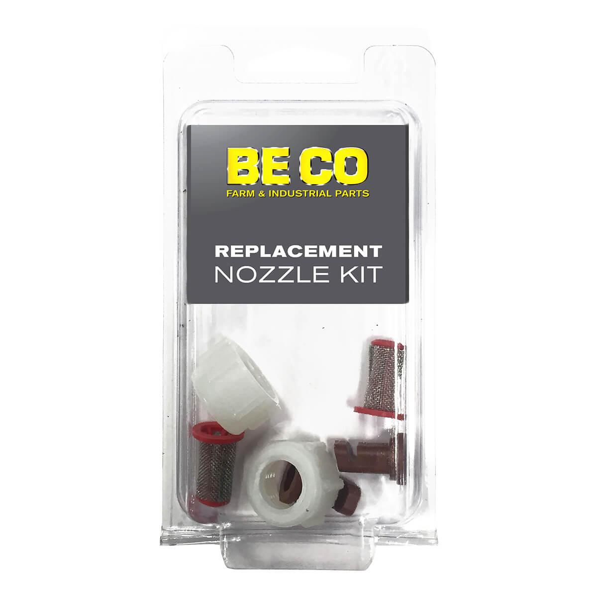 Spray Nozzle Replacement Kit for 10' Boom