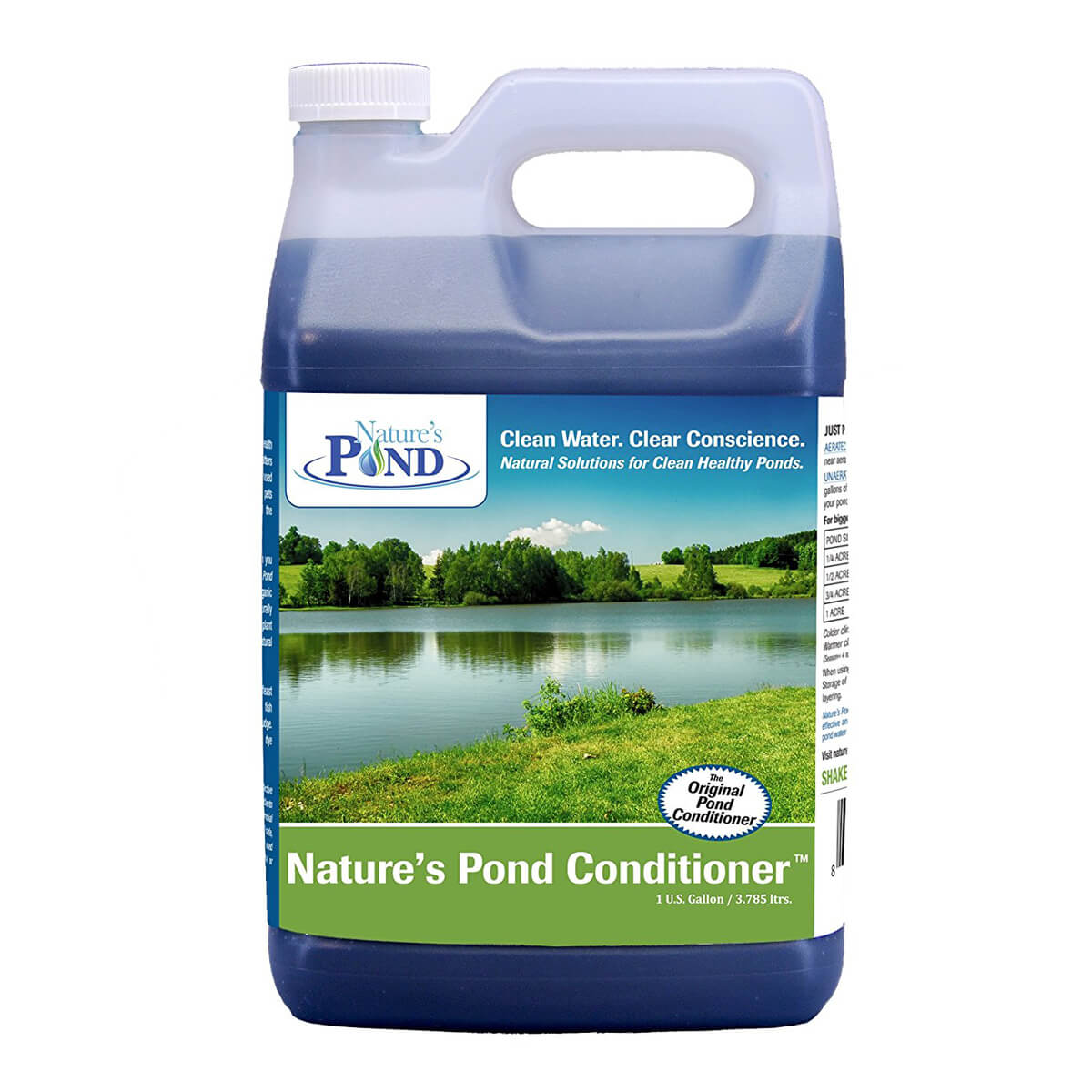 Nature's Pond Conditioner 4L (Spring/Summer Treatment)