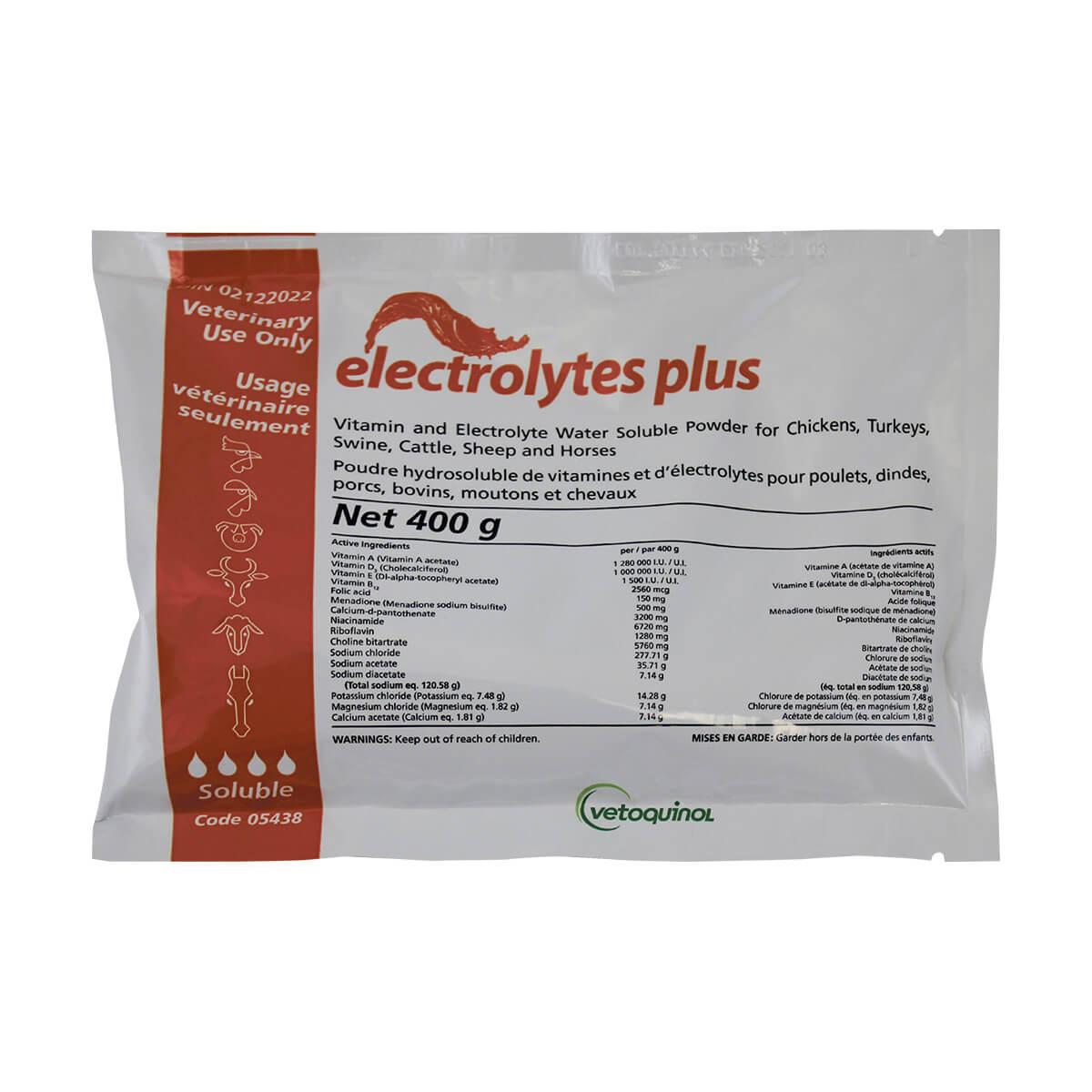Electrolytes Plus - 400 g