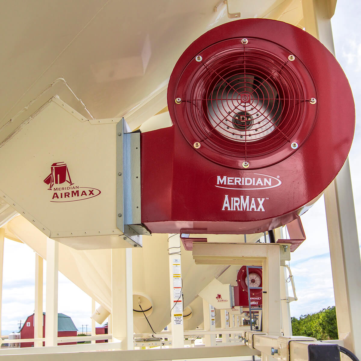 Meridian Centrifugal Fan - 7.5 hp 1 phase
