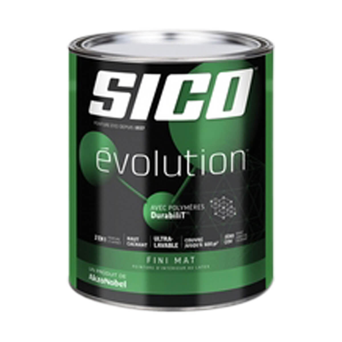 Sico Evolution Interior Latex Paint for Flat Ceilings Series 861