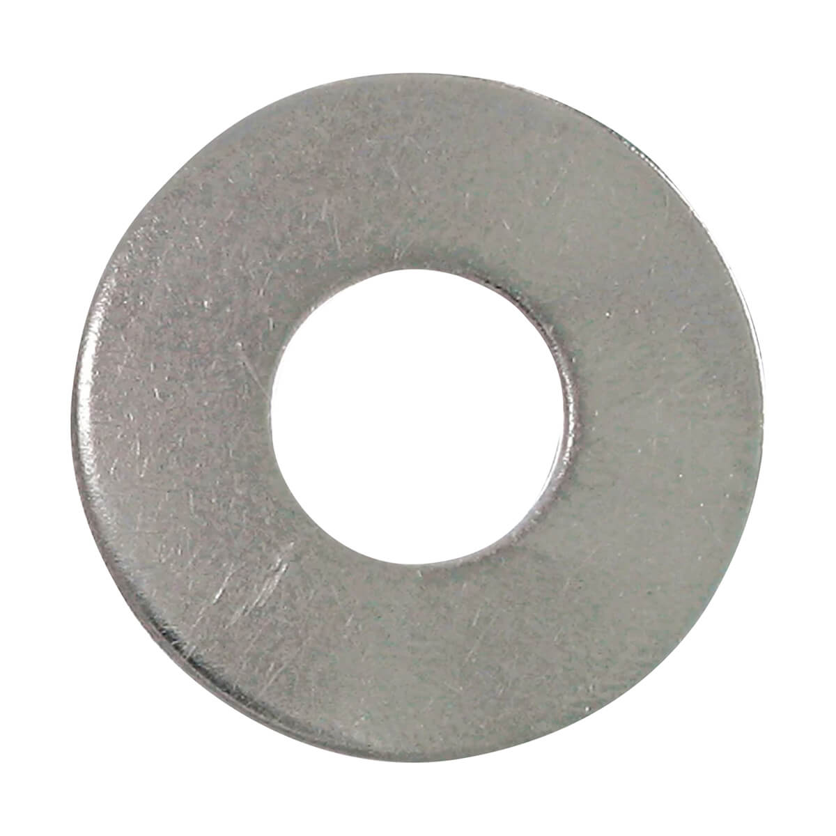 Flat Washers - Steel - M8 - 6 Pack