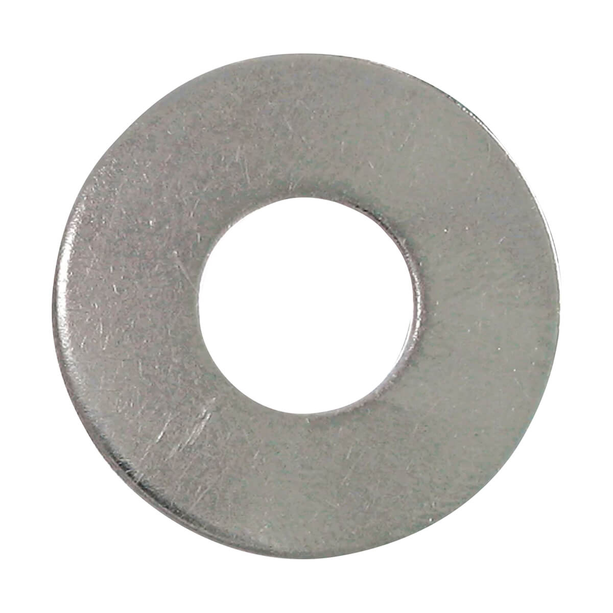 Flat Washers - Steel - M10 - 6 Pack