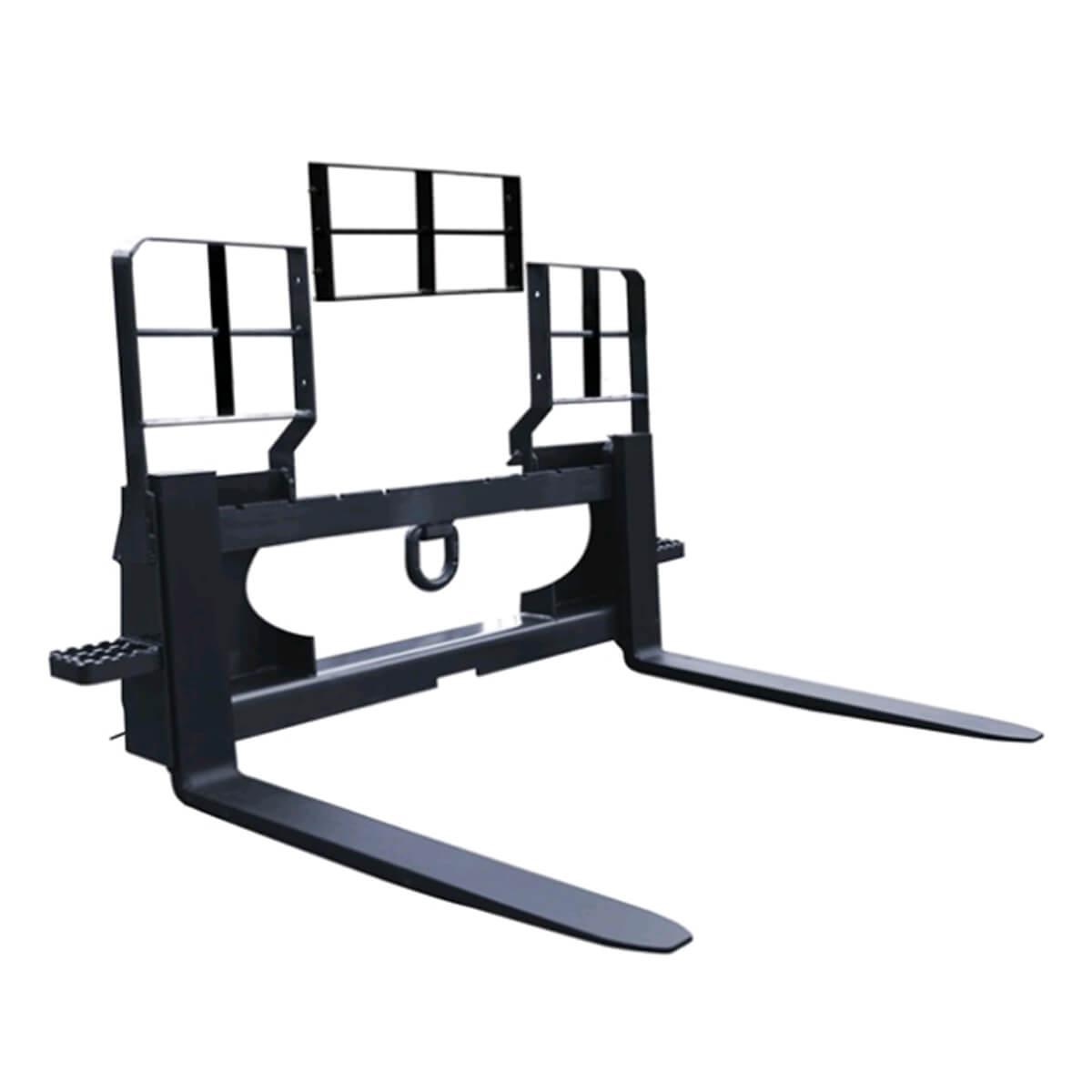 Pallet Forks with Frame