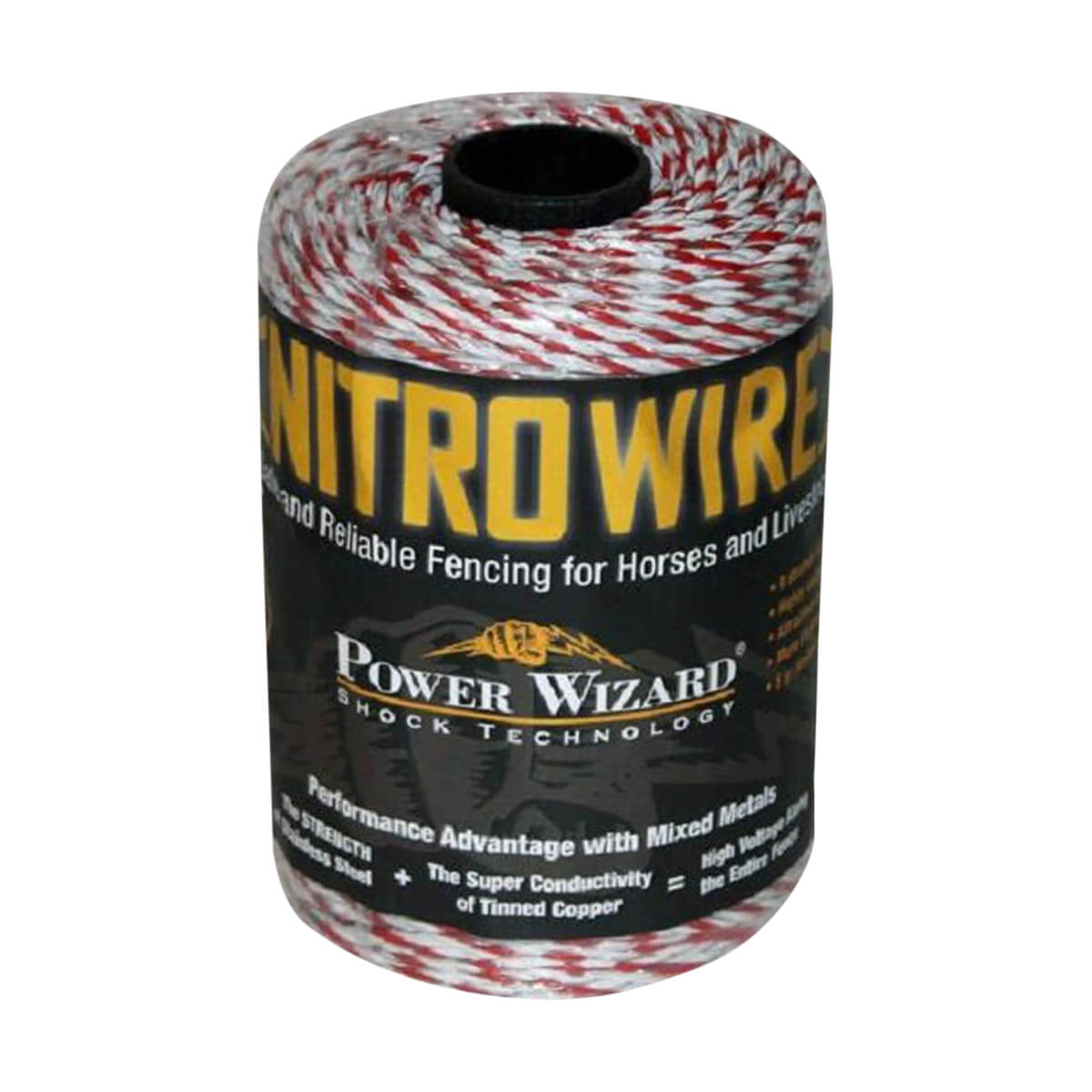 Power Wizard 200 m 9 Strand Nitro Wire NW-1