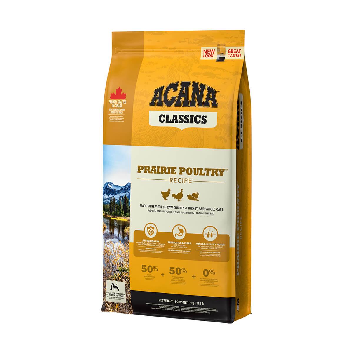 Acana Classic Prairie Poultry - 17 kg