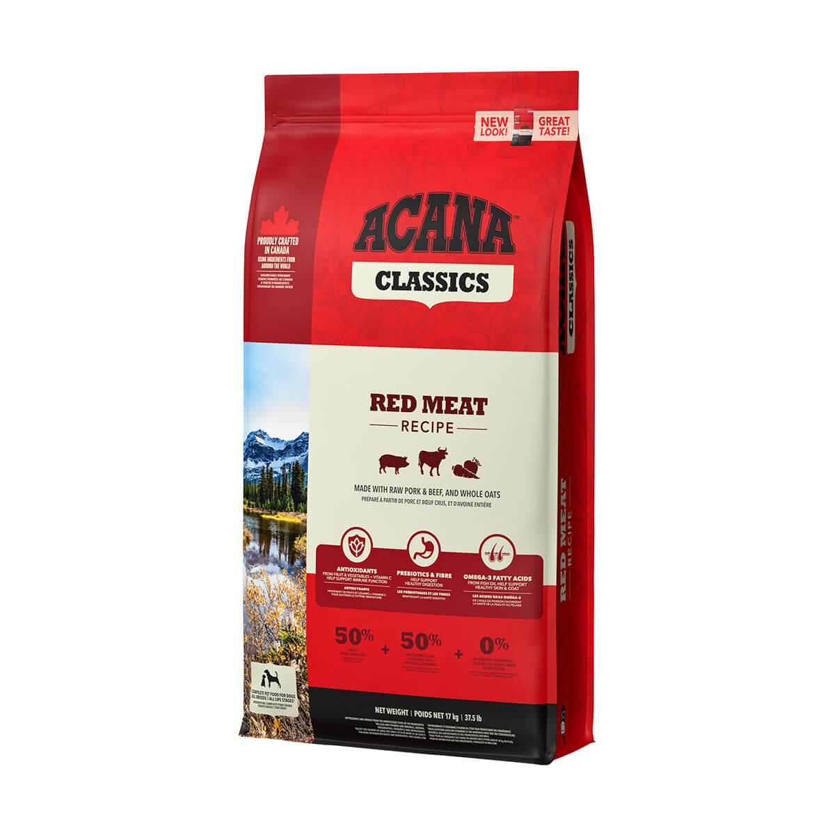 Acana Classic Red - 17 kg
