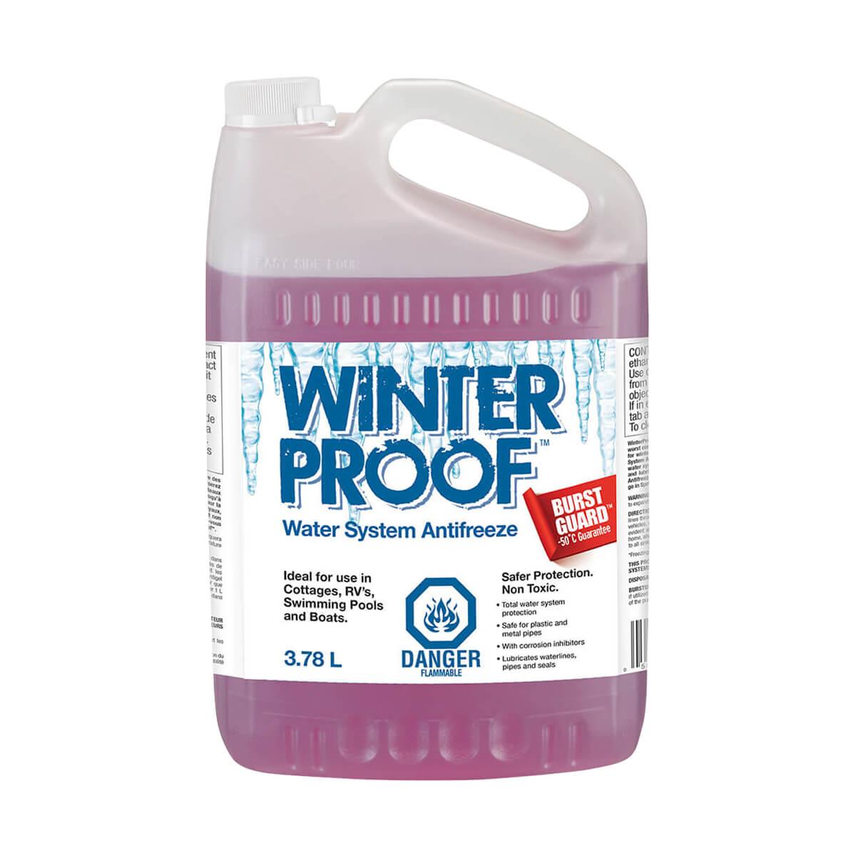 3.78L Winter Proof