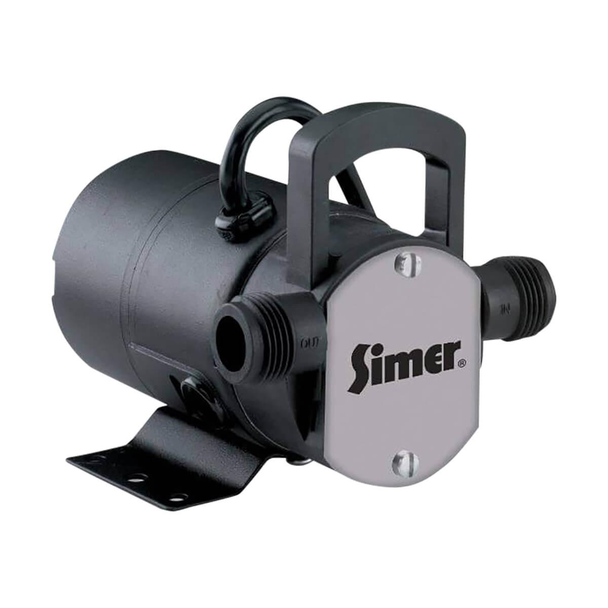 Simer 115V Mini-Vac Utility Pump