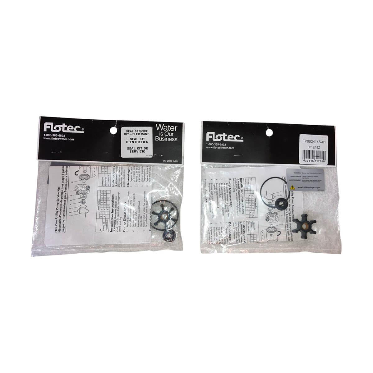 Pentair Parts Repair Kit - 2O FP003414S-01-P2 M40-04