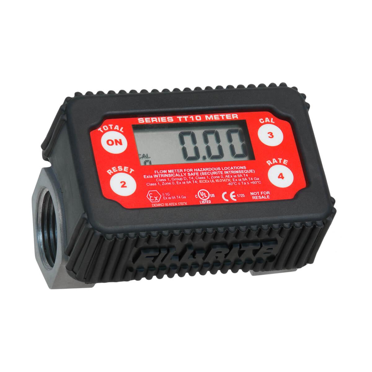 In-Line Digital Turbine Meter