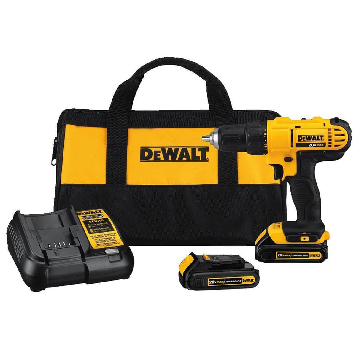 DEWALT 20V Max* Compact Brushless Drill / Driver