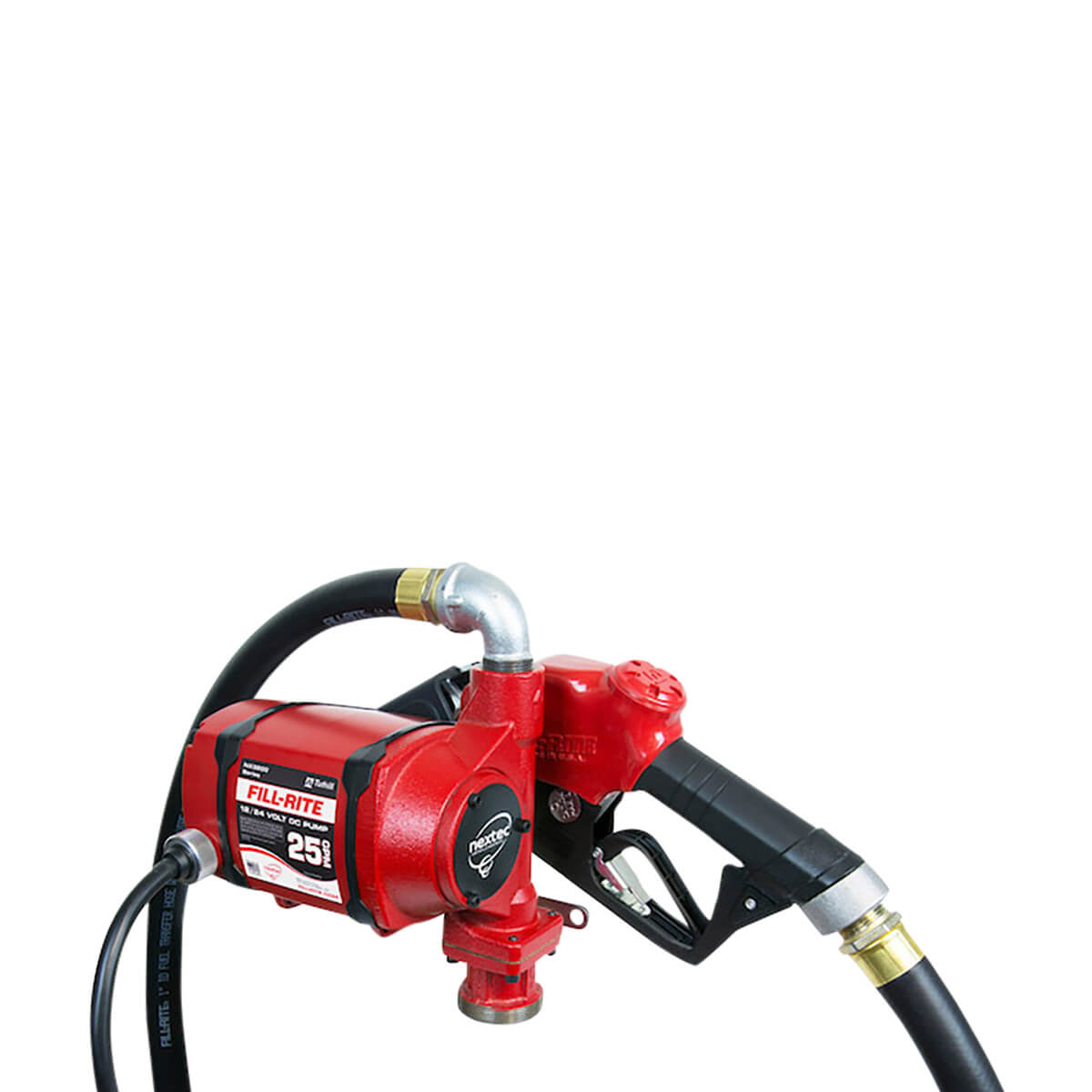 Fill-Rite NX3200 Series - Pump, Hose and Nozzle
