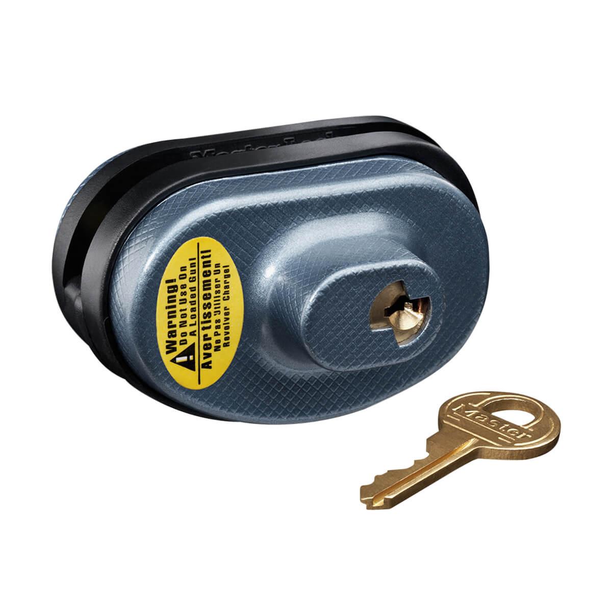 Master Lock Keyed Gun Trigger Lock