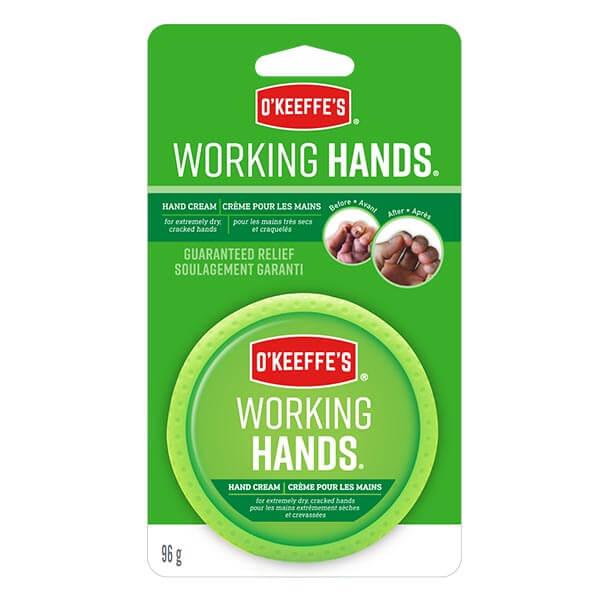 O'Keeffe's Working Hands Hypoallergenic Hand Cream