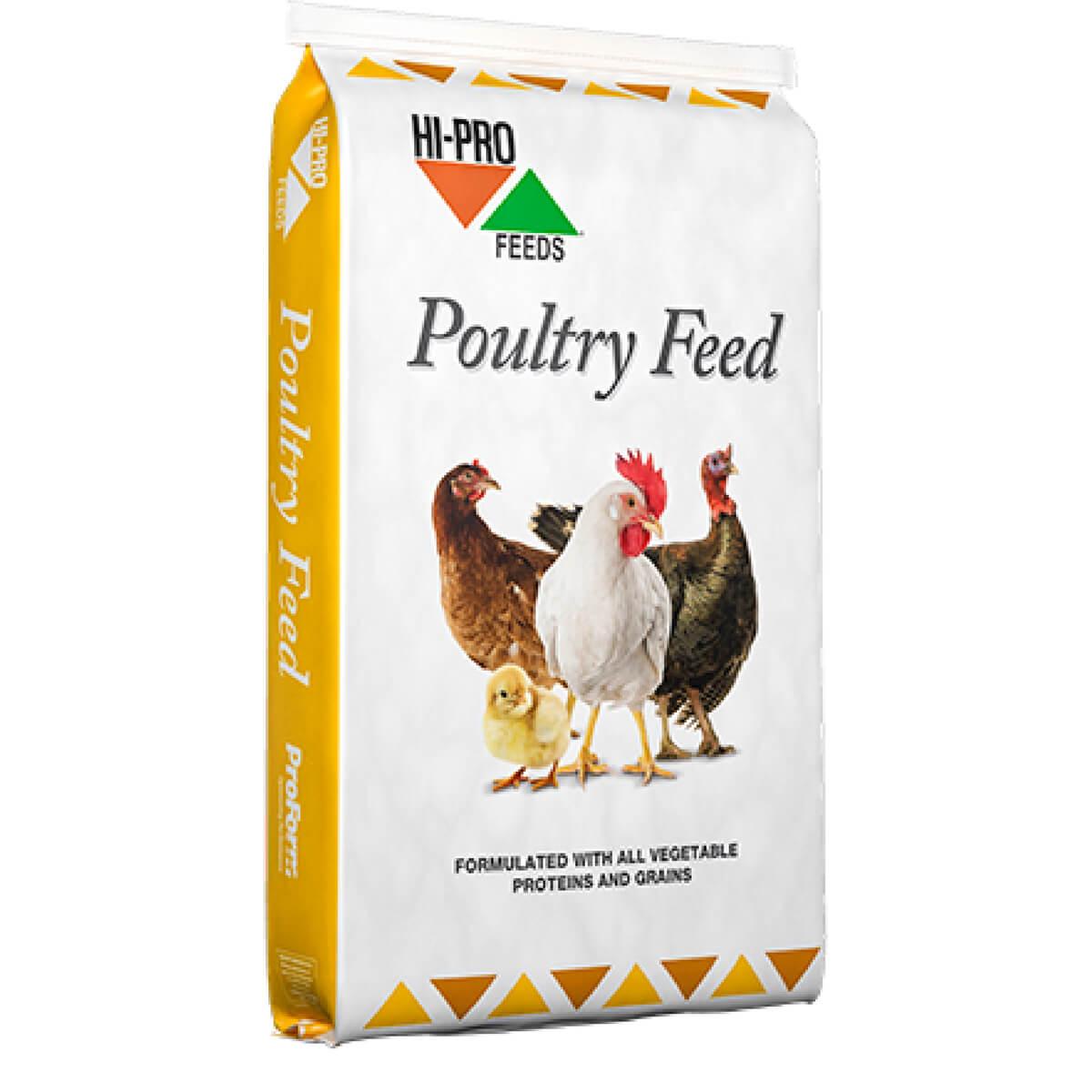 Hi-Pro 26% Turkey Starter (Medicated) 20 kg