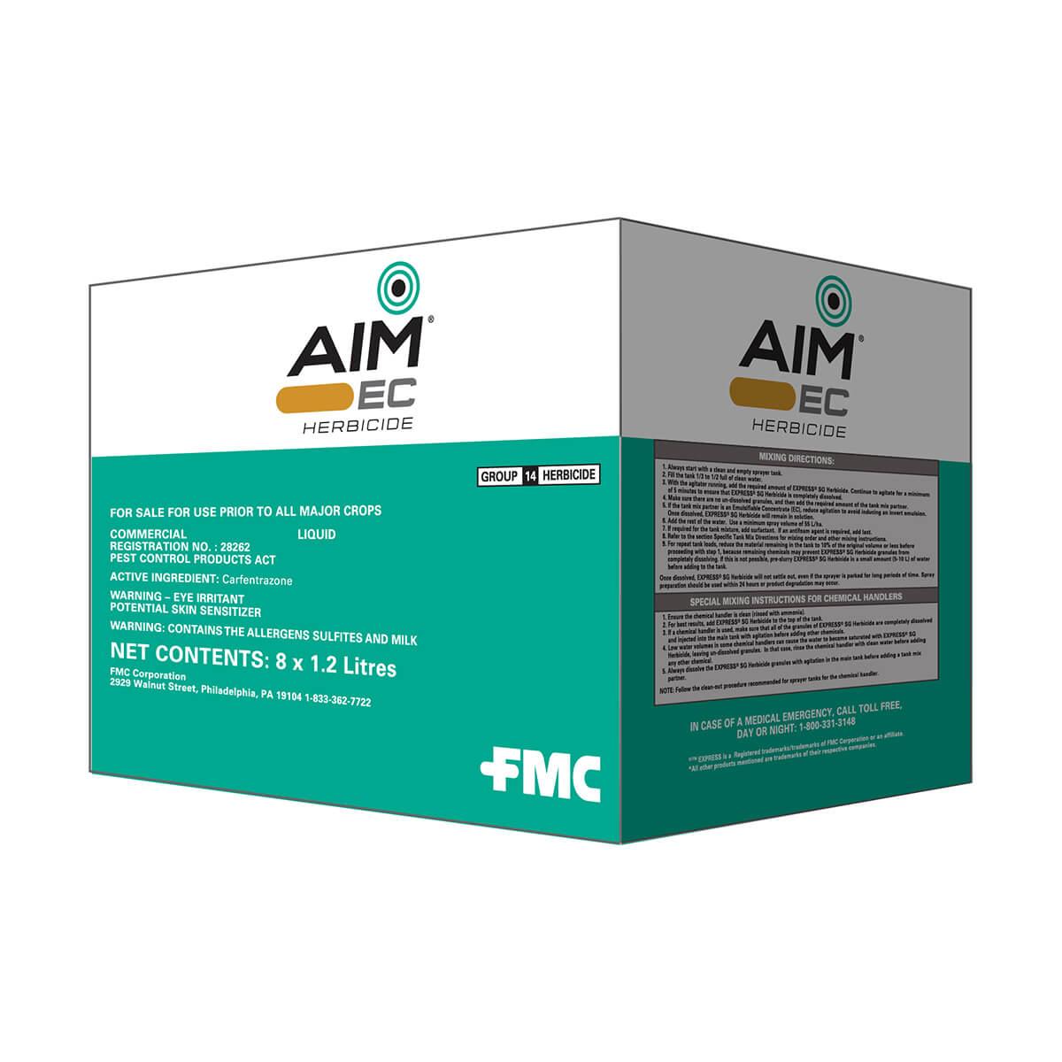 Aim® EC Herbicide - 1.2L Jug