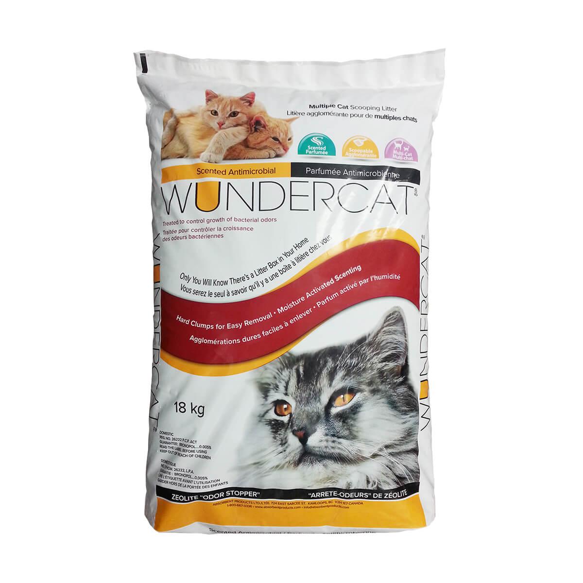 18 kg Wundercat Cat Litter